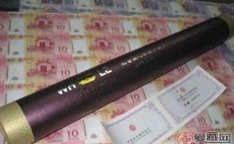 香港汇丰银行20元大炮筒的收藏价值