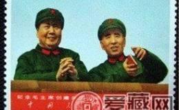 """揭秘文革五珍品大蓝天邮票的背后""""阴谋"""""""