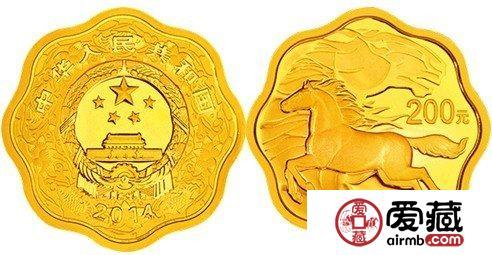 马年生肖金银币遇低迷市场,价格逆市上升