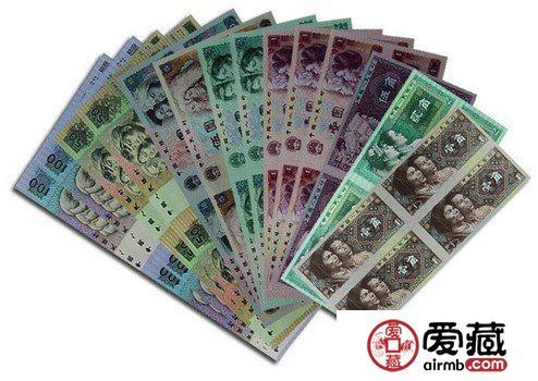 连体钞成为春节前后收藏的热点