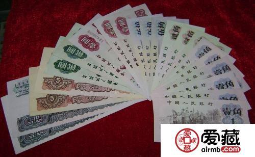 年后纸币收藏,旧版币仍是主流
