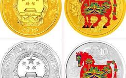 甲午金银币在金价暴跌之时表现突出