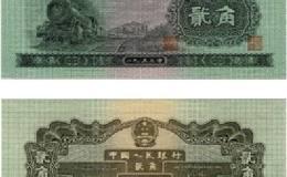 2毛紙幣價格和圖片