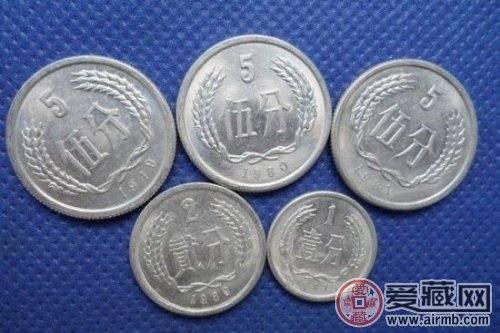 網傳一分硬幣身價暴漲