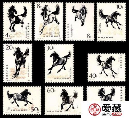 JT邮票价格分析