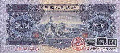 5月16日第二版币收藏价格