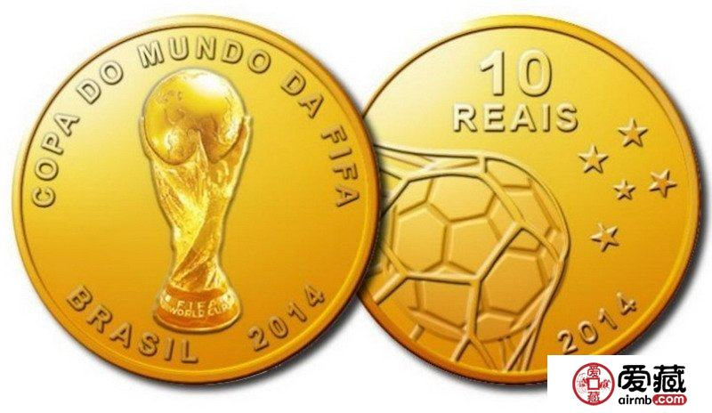巴西世界杯金银币成色不足