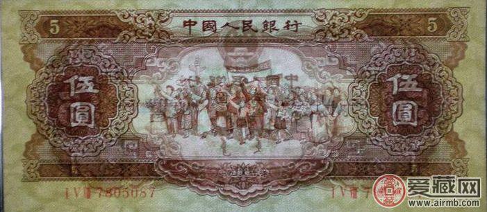 3月18日第二套人民币最新价格