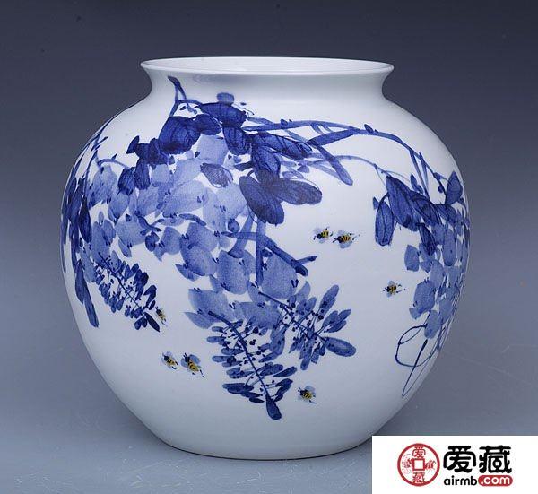 江西省高级陶瓷美术师陈茂盛陶瓷作品