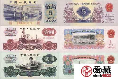 第3套人民币价格表