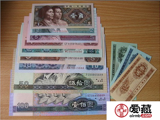第四套人民币四同号价格查询