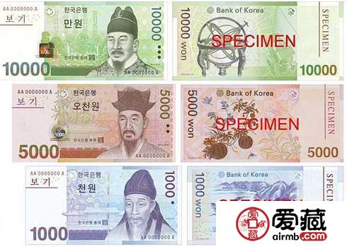 韩元和人民币汇率换算