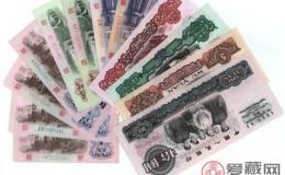 第三套人民币中哪些收藏类型受欢迎