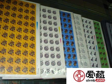 邮票价格查询