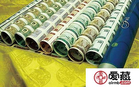 人民币整版连体钞价格与图片