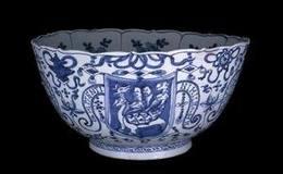 收藏民国文人瓷,要有艺术家的眼光
