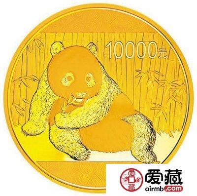 2015版熊猫金银币币面没标重量