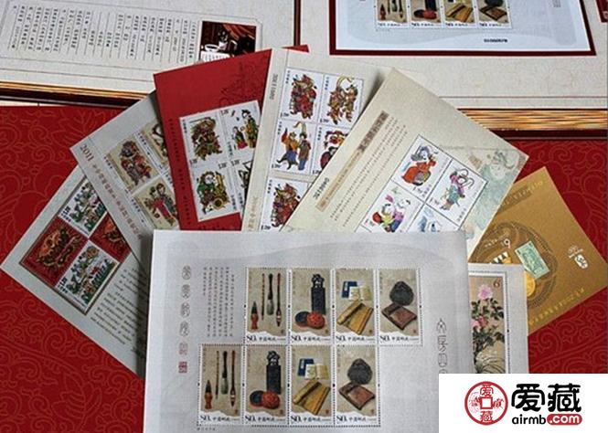 丝绸邮票图片及价格