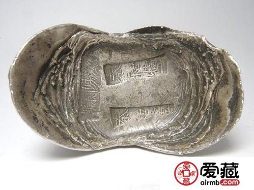 银元宝图片价格
