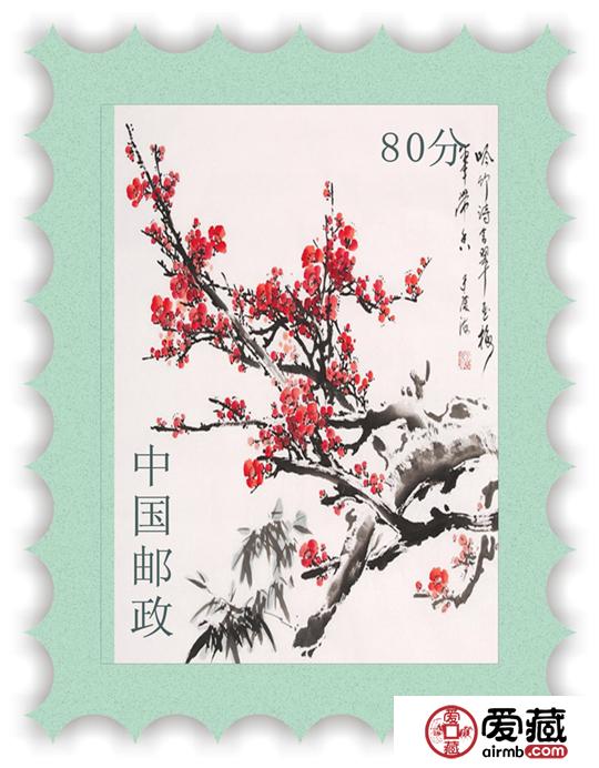 邮票设计简介