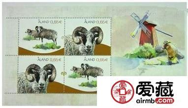 2015羊年生肖邮票将于明年发行