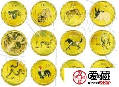 生肖金银币更加平民化
