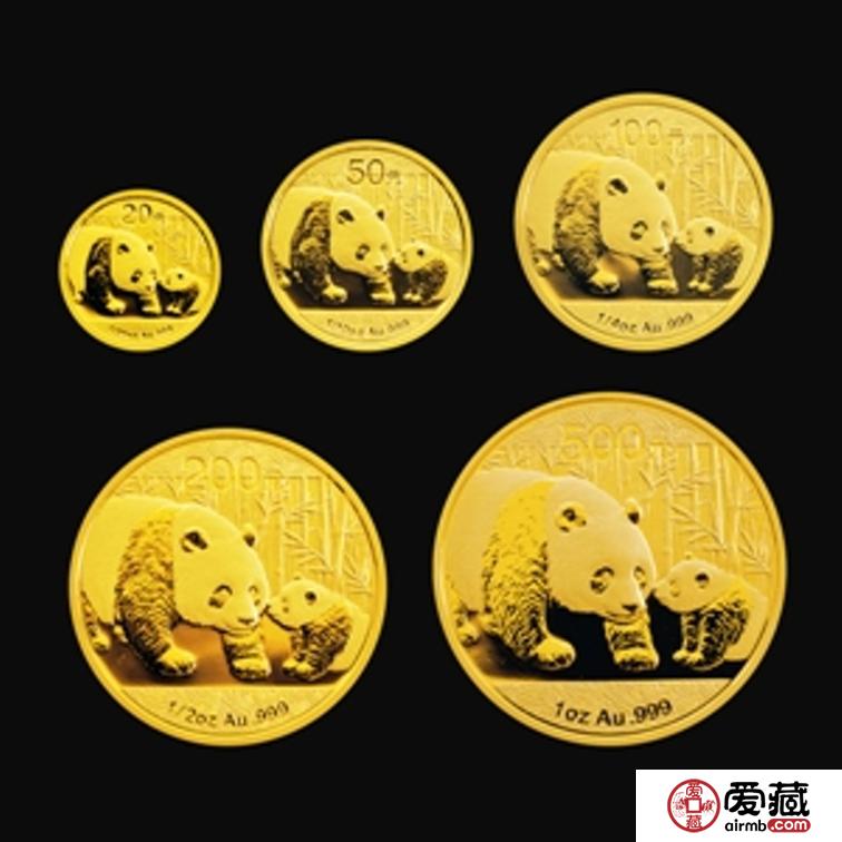 2011熊猫金币价格及图片