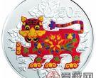 2009年5盎司彩金虎5盎司彩银币图片及价格