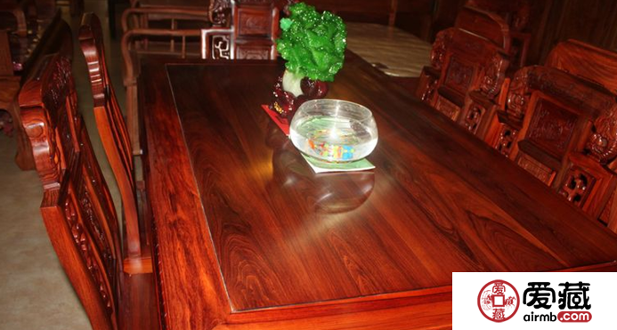 最新红木家具价值及图片