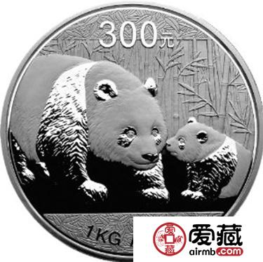 2011年熊猫银币价格图片