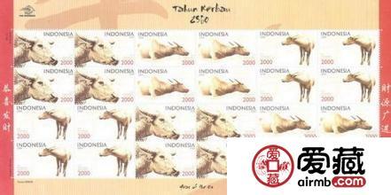 细讲2015印尼羊年生肖邮票