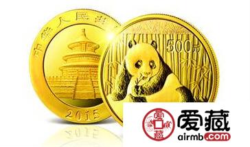 """""""孪生兄弟"""",2015版熊猫1盎司银币"""
