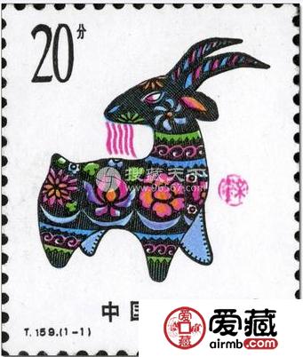 三轮生肖羊年邮票集结,点燃市场行情