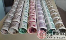 连体钞收藏价值
