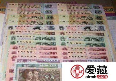第四套人民币二连体钞价格和图片