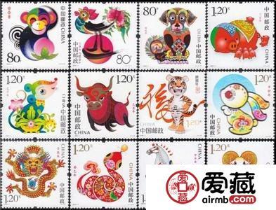 第三轮生肖邮票为何受欢迎