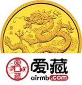 千禧年金银纪念币图片及价格