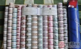 人民币大炮筒价格及图片