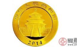 金银熊猫纪念币图片和价格详情介绍