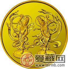 陇上丝路花雨,壁画艺术的再现——中国石窟艺术系列(敦煌)金银纪