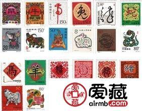 第一轮生肖邮票市场行情分析