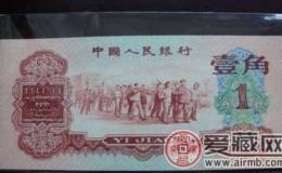 四大标准鉴定纸币是否具有收藏价值