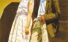 简析当代油画家及其作品