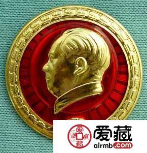 毛泽东像章价格表