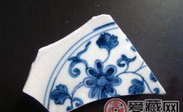探寻古瓷片的价值