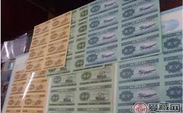 连体钞成收藏热门板块 线上线下都是宠儿