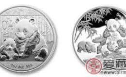 回收熊貓銀幣價格