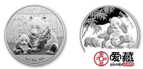 回收熊猫银币价格