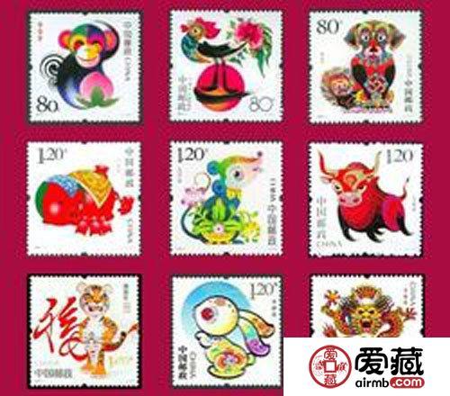 第三轮大版生肖邮票回收价格