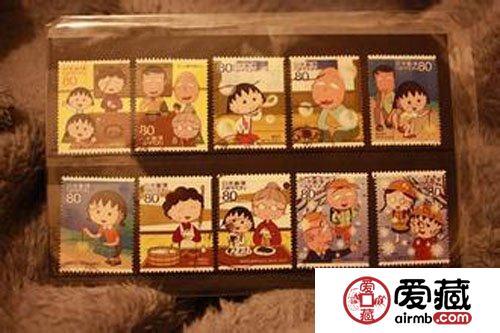 话说邮票收藏
